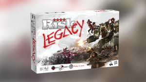 Risk - Legacy Board Game