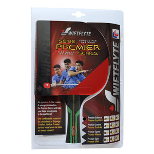 Table Tennis: Premier Series Racquet - Swiftflyte