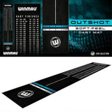**Winmau Soft Feel Outshot Mat in Stock**
