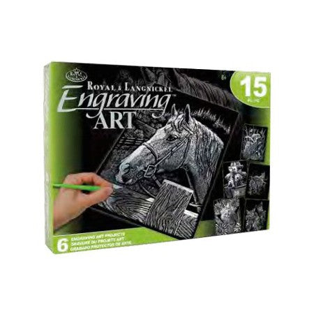Engraving Art Kit - CLEARANCE