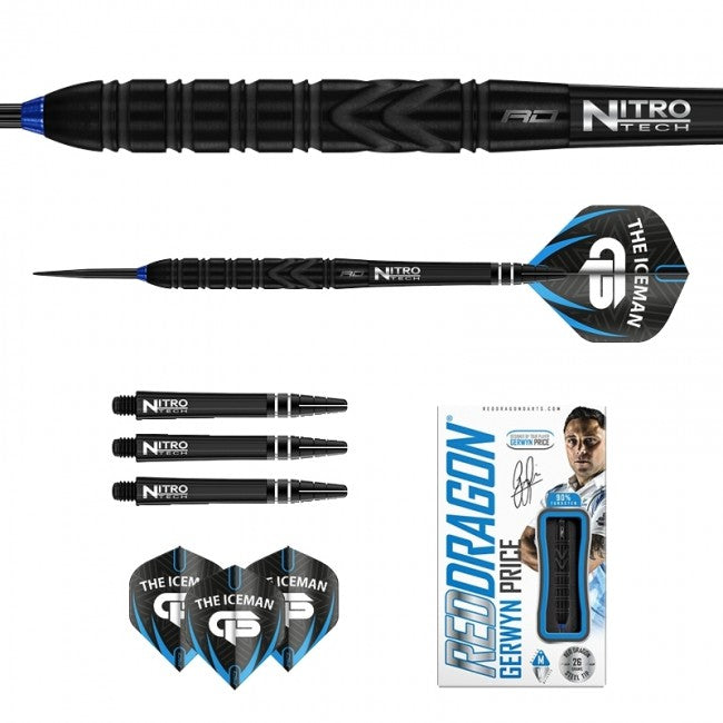 Gerwyn Price Back to Black Special Edition