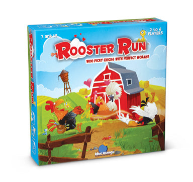 Rooster Run Game - CLEARANCE