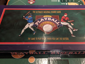 Playball Baseball Board Game