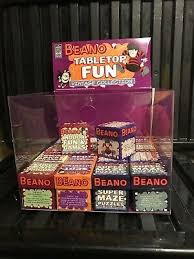 BEANO Vintage Collection Game Varieties