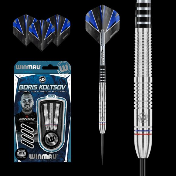 Winmau Darts New Boris Koltsov 21g