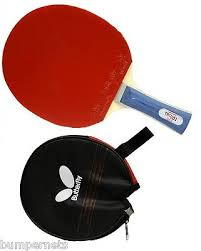 Butterfly TB 201 Flared Table Tennis Racquet