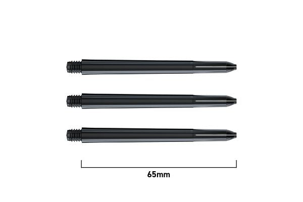 4 Sets of 65mm Extra Long Nylon Dart Shafts