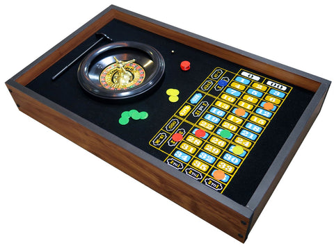 Tabletop Casino: 2 in 1 (CLEARANCE)