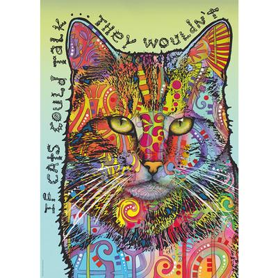 If Cats Could Talk - Heye 1000 pcs Jigsaw Puzzle