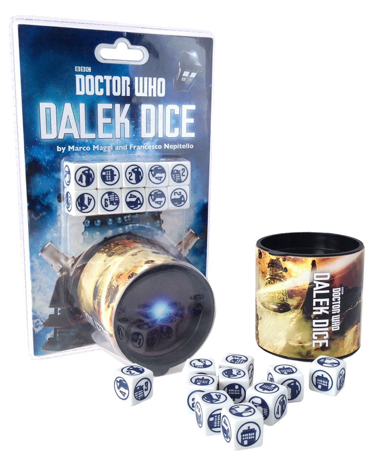 Doctor Who Dalek Dice