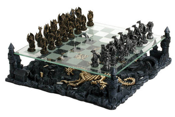 CHESS: Dragon Chess Set