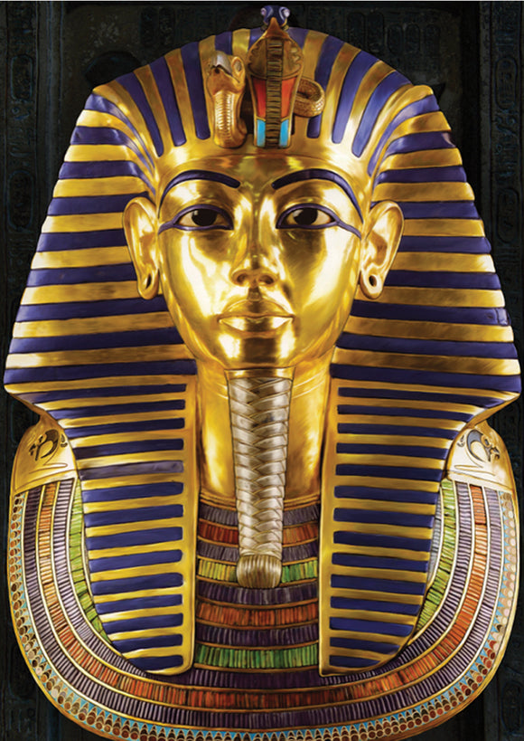 Ancient Egypt - Tutankhamen - DTOYS 1000 piece Jigsaw Puzzle