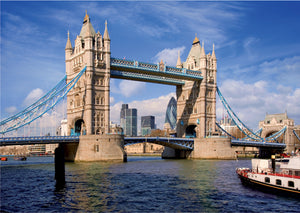 Tower Bridge (London)- DTOYS 1000 piece jigsaw puzzle