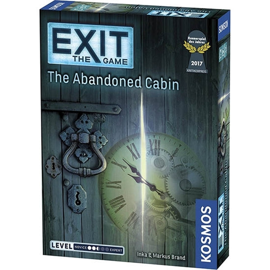 EXit Games: THE ABANDONED CABIN