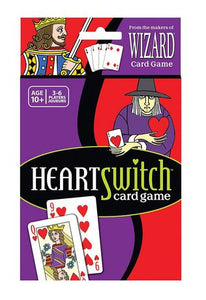 Heart Switch Card Game
