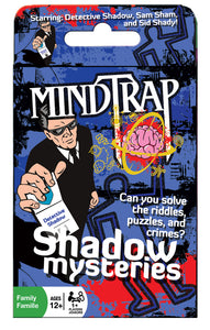 MindTrap: Shadow Mysteries Card Game