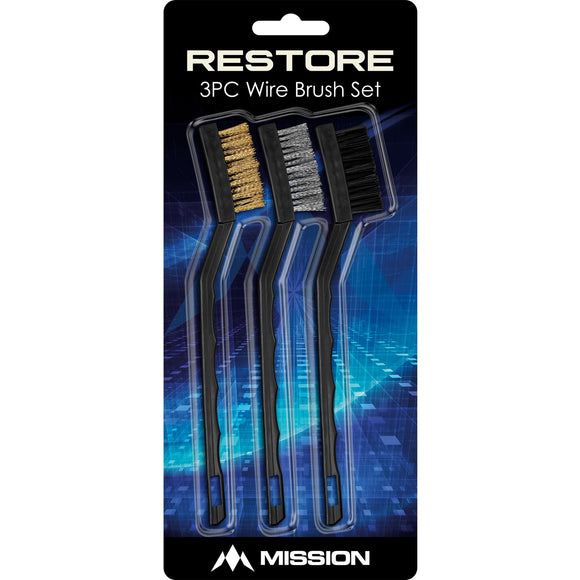 Mission Restore Brush Cleaning Kit