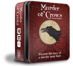 Murder of Crows Card Game - Tin (Second Edition)