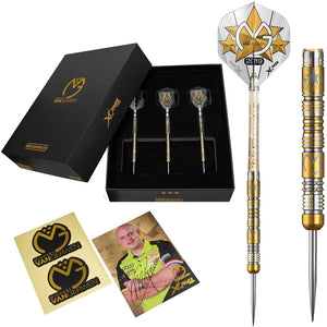 MVG Limited Edition 2019 23g Steel Tip World Champion Boxed Set