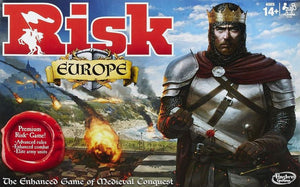 Risk - Europe Board Game