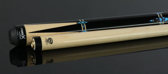 Pure X Technology HXTE13 Pool Cue - Low Deflection Pool ...