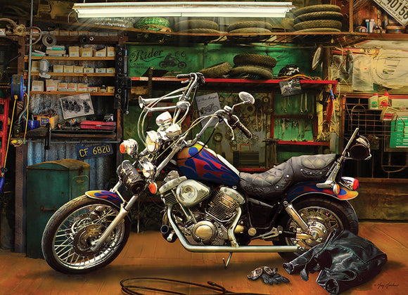 Chopper - CobbleHIll 1,000 piece Jigsaw Puzzle