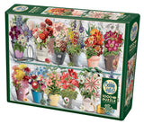 Beaucoup Bouquet - CobbleHIll 1,000 piece Jigsaw Puzzle