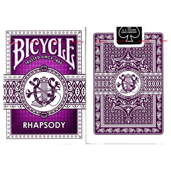 Playing Cards: Rhapsody Purple - Bicycle
