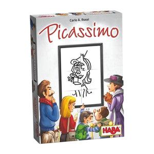Picassimo Game