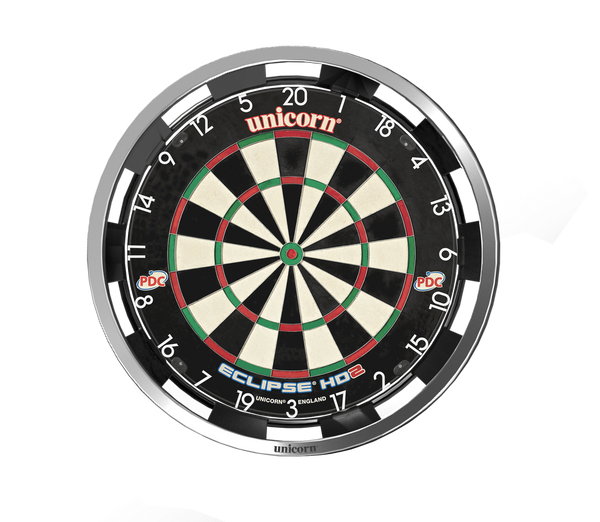 Unicorn Solar Flare Dartboard Light - Now Available