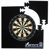 Swiftflyte 4 Piece Dartboard Surround