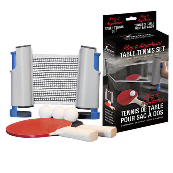 Table Tennis: Table Tennis Set Indoors/Outdoor