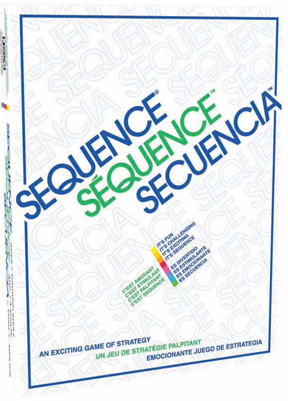 Sequence (Trilingual)