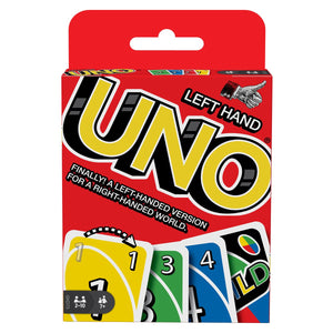 UNO Left Hand Card Game