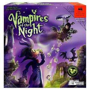 Vampires of the Night Game