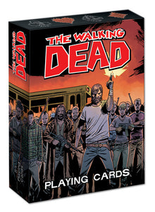Playing Cards:: The Walking Dead - Bicycle