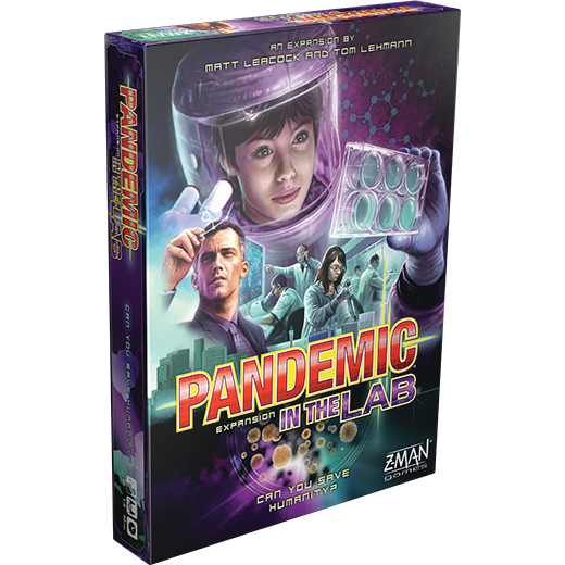 Pandemic: In The Lab (Expansion)