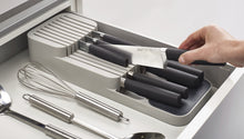 2-Tier Compact Knife Organizer