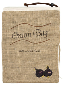 "« Keep Fresh"" Onion Bag"
