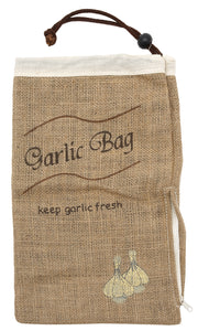 """Keep Fresh"" Garlic Bag"