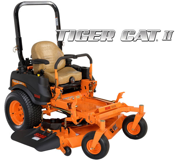 Scag Tiger Cat II