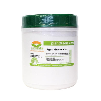 Agar, Granulated