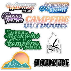 Adventure Stickers