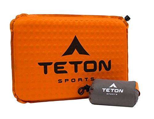 TETON Sports ComfortLite Self-Inflating Camping Seat