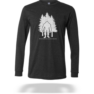Squatch Tee - Long Sleeve