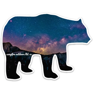 Milky Way Bear (5 in. x 3.74 in.)