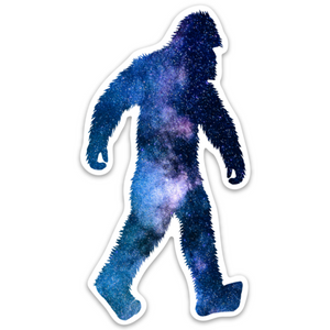 Milky Way Squatch (4.26 in. x 2.27 in.)