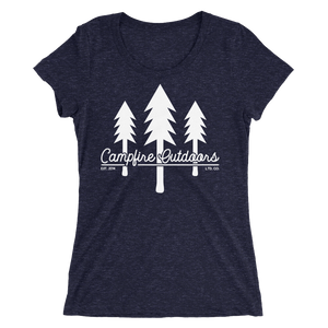 Return to Three Pines - Ladies' short sleeve t-shirt