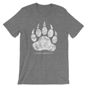 Bear Paw - Short-Sleeve Unisex T-Shirt