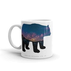 Milky Way Bear Mug